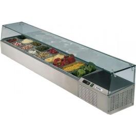 Pizzakühltisch-Aufsatz A 1470 - NordCap