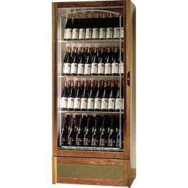 Weinkühlschrank VINO Nuss - AHT