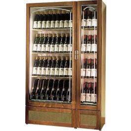 Weinkühlschrank VINO DELUXE Eiche - AHT