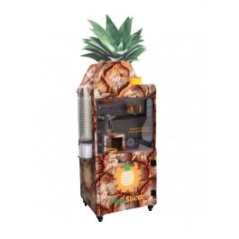 Schneidemaschinen für Ananas - as-saft