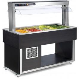 Salatbar TR-GREEN 4/1 - NordCap
