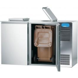 Abfallkühler 2 x 240 L Steckerfertig - CHROMOnorm