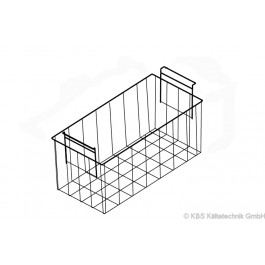 Korb für Tiefkühltruhe Serie D201 bis D501 - KBS