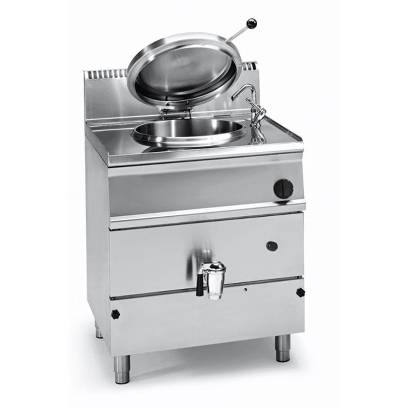 Gas-Kochkessel 50 Liter indirekt beheizt - KBS