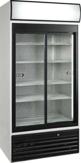 Getränke-Kühlschrank mit Glasschiebetür SL 1000 GL - Esta