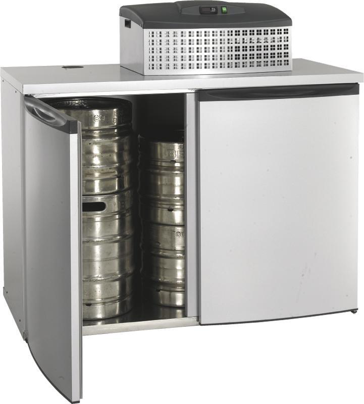 Fasskühler FK 3-R-XL CNS - NordCap