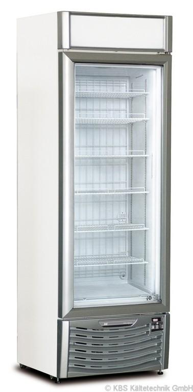 Glastürtiefühlschrank TK 400 GDU - KBS
