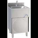 Handwaschbecken eckige Form, 50x50x85 cm - KBS