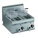 Elektro Fritteuse 2 x 10 lt.Tischgerät - KBS
