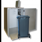 Nassmüllkühler für 1 Tonne 240 Liter zerlegbar - KBS