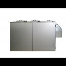 Nassmüllkühler für 3 Tonnen 240 Liter zerlegbar - KBS