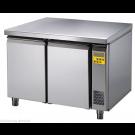 Bäckereikühltisch BKTF 2000 O (für Zentralkühlung) - KBS