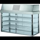 Aufsatz Kühlvitrine Kühlplatte C-AKV 1400 SB - KBS