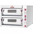 Pizzaofen Allround für 6+6 Pizzen ø33cm elektro 13 kW - KBS