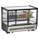 Aufsatz-Kühlvitrine mit 2 Etagen - KBS