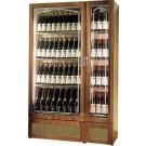 Weinkühlschrank VINO DELUXE Nuss - AHT