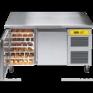 Bäckereikühltisch BKTF 2000 M (ohne Arbeitsplatte) - KBS