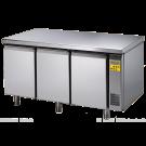 Bäckereikühltisch BKTF 3000 O (für Zentralkühlung) - KBS