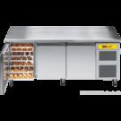Bäckereikühltisch BKTF 3010 M (mit Arbeitsplatte) - KBS