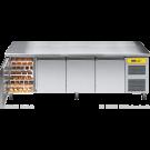 Bäckereikühltisch BKTF 4000 M (ohne Arbeitsplatte) - KBS
