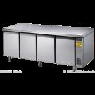 Bäckereikühltisch BKTF 4000 O (für Zentralkühlung) - KBS