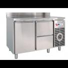 Kühltisch ohne Arbeitsplatte KTF 2200 O Zentralkühlung - KBS